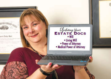 Margie Karl - estate planning